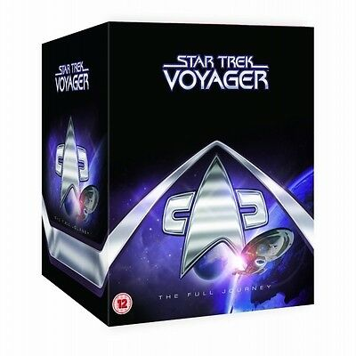 Star Trek Voyager: The Complete Collection DVD - Brand new!
