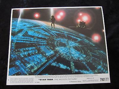 Star Trek The Motion Picture original lobby card # 5 - 8 x 10 inches