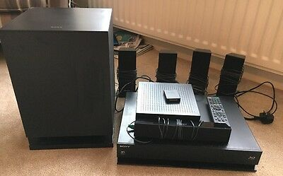 Sony BDV-E670W Home Theater System With 3D Blu-Ray Player.