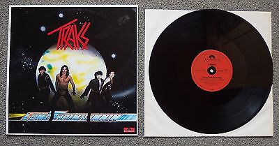 Traks - Long Train Running RARE Disco Maxi Top-Zustand Italo Disco