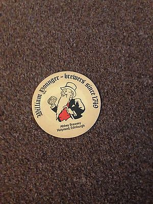William Younger's Brewers Vintage Beer Mat/Coaster