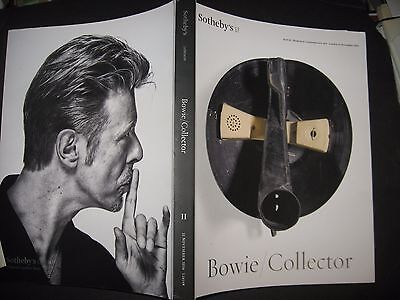 DAVID BOWIE COLLECTION SOTHEBYS Volume two , Contemporary  Art Auction CATALOG