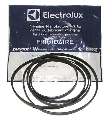 WE12M29 WE12M22 Genuine OEM Frigidaire Dryer Drum Drive Belt 137292700 LB029
