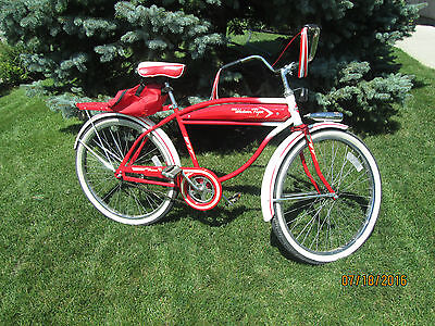 Rare Western Flyer His And Hers Bicycle Circa 1950 Limited Editiio All Original
