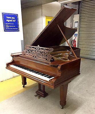 Bechstein Model IV Grand Piano With A Polished Rosewood Case C.1900