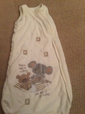 Early Days Age 0-6 Months Baby 2.5 Tog Sleeping Bag