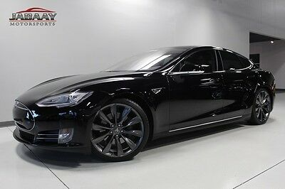 """2013 Tesla Model S Performance 2013 TESLA MODEL S P85 PERFORMANCE~ONLY 18,714 MILES~21"""" WHEELS~PANORAMIC ROOF!"""