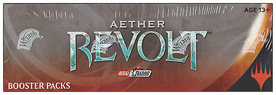 Aether Revolt Magic The Gathering MTG Booster F/Sealed Box (Pre-Order)