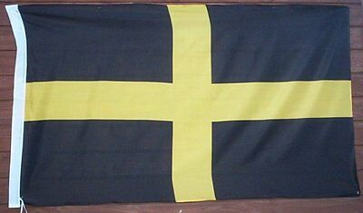 GIANT, ST. DAVID FLAG, Wales, Welsh Cross, 5ft x 3ft
