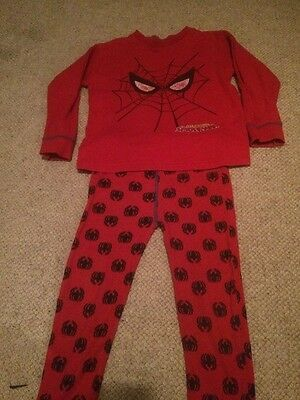 Boys Next Spider-Man Pyjamas Age 3-4 Years