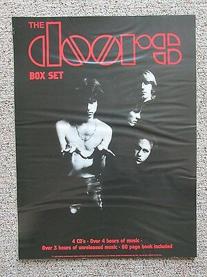 The Doors - Box Set - Promo Poster - 18 BY 24 INCHES