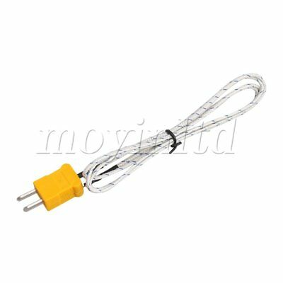 K Type Thermocouple cable White Color