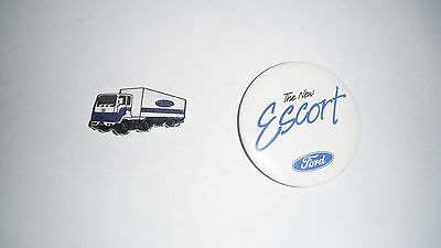 2 Ford Badges
