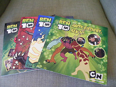 Ben 10 books pack of 4