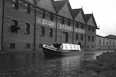 Joule's Brewery, Stone, Staffordshire. Pictured in 1970 - 6x4 postcard