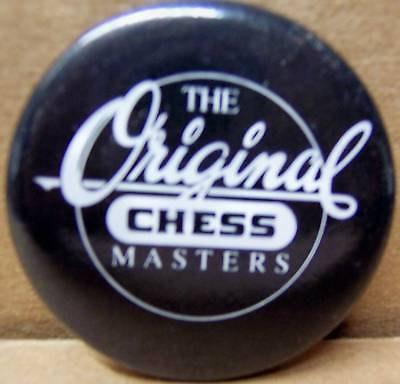 Chess Records - Blues - Original Masters Pinback Button - Near Mint