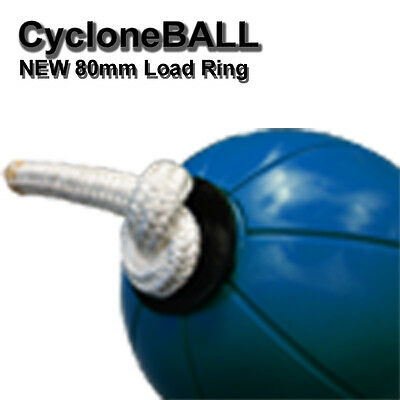 Cyclone Medicine Ball Workout Fitness Exercise Rope Strength Power Core Abs 1kg