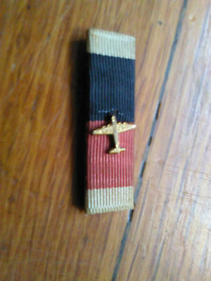 1948-1949 Berlin Airlift US Device on German Occupation Ribbon
