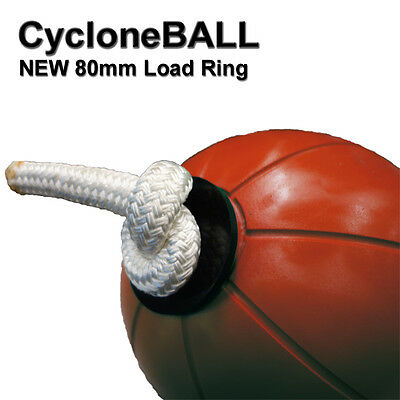 Cyclone Medicine Ball Workout Fitness Exercise Rope Strength Power Core Abs 2kg
