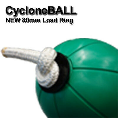 Cyclone Medicine Ball Workout Fitness Exercise Rope Strength Power Core Abs 3kg