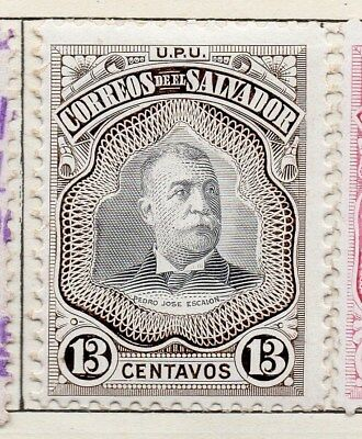 El Salvador 1906 Early Issue Fine Mint Hinged 13c. 120984