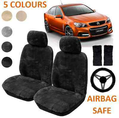 Holden Commodore 20Mm Australian Sheepskin Car Seat Covers