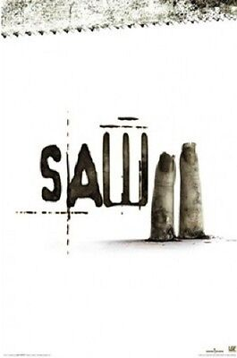 (LAMINATED) Saw 2 Movie One Sheet POSTER (61x91cm) Picture Print New Art