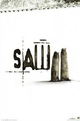 SAW 2 MOVIE ONE SHEET POSTER (91x61cm)  PICTURE PRINT NEW ART