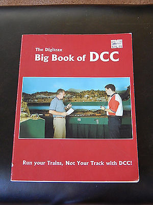 The Digitrax Big Book of DCC by Digitrax, Very Good Condition Free Shipping