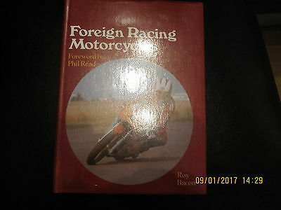 Foreign Racing Motorcycle Book , Interesting Item!!!!