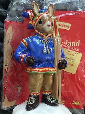 Royal Doulton Bunnykins Winter Lapland DB297