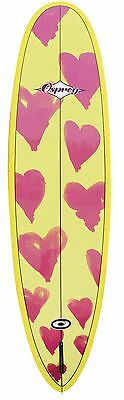 "10' 8"" Epoxy Stand Up Paddle Board - Osprey Hearts SUP"