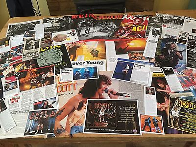 Ac/dc  - (Acdc)- Cuttings/ Clippings