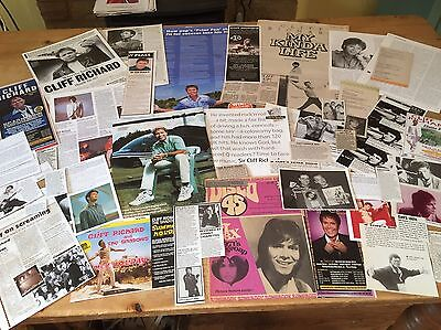 Cliff Richard - Cuttings/clippings