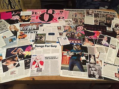Madonna - Cuttings/ Clippings