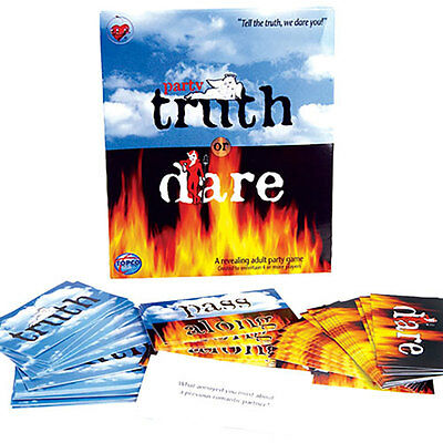 Party Truth Or Dare Game Fun Adult Games