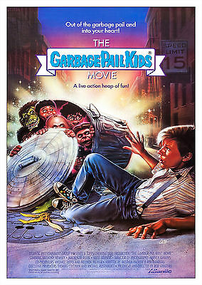 The Garbage Pail Kids (1987) - A1/A2 POSTER **BUY ANY 2 AND GET 1 FREE OFFER**