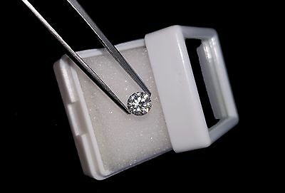 1.00 Ct Excellent Round Cut Lab-Created Certified Fancy (HPHT) Diamond Gem VS1