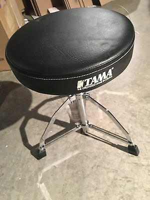 tama drum throne, adjustable height with memory lock