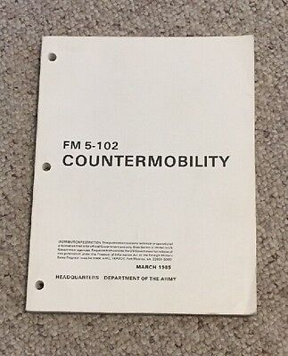FM 5-102 CounterMobility March 1985 Army