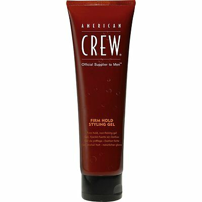 American Crew Firm Hold Styling Gel 250ml/8.45oz