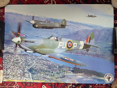 New Zealand Alpine Fighter Collection poster
