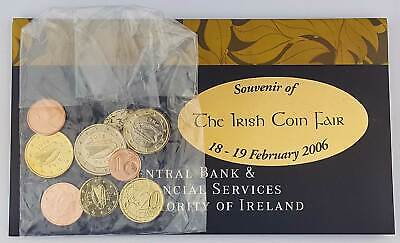 KMS (Kursmünzensatz) Irland 2006 bfr. - Coinfair Satz The Irish Coin Fair