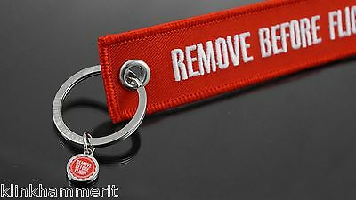 2x REMOVE BEFORE FLIGHT Schlüsselanhänger | Original | GratisVersand | Angebot %