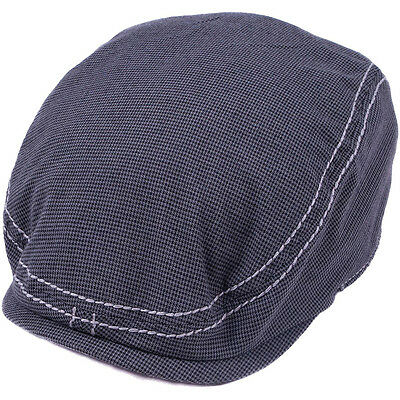 Fender Driver's Cap - Gray/Black Houndstooth - S/M