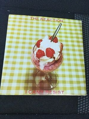 "The Reaction - I can't Resist - Very Rare Mod 7"" Vinyl Single PROMO"