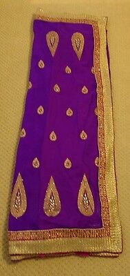 Brand New Saree With Blouse Piece