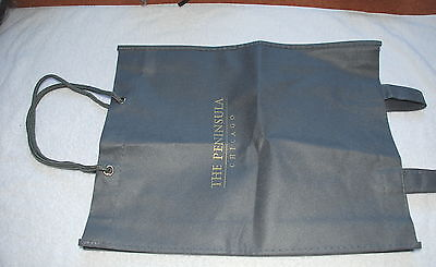 The Peninsula Hotel Chicago Newspaper Bag