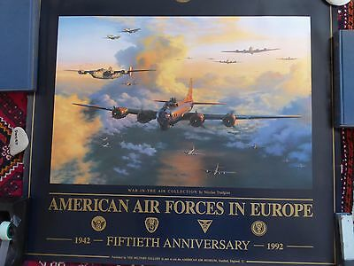 Nicholas Trudgian large poster. War in the Air