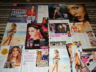 Jennifer Lopez Clippings / Cuttings Part 2 of 5